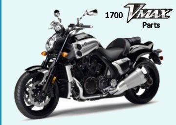 V Max 1700 Handlebars And Footrests