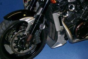 RAM AIR Spoiler For 2009 Vmax 1700 C